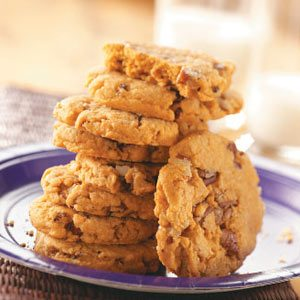 Pecan Butterscotch Cookies Recipe