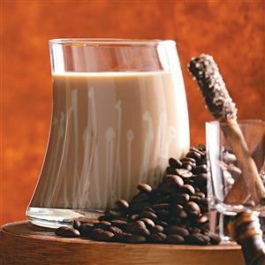 Creamy Vanilla Coffee Recipe