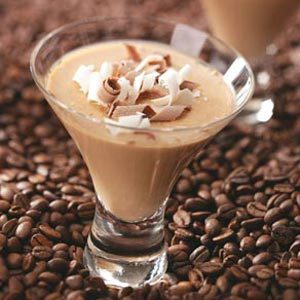 Espresso Panna Cotta Recipe photo by Taste of Home