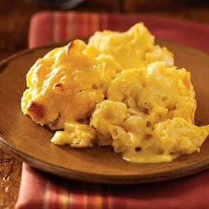 Macaroni & Cheese Bake Recipe