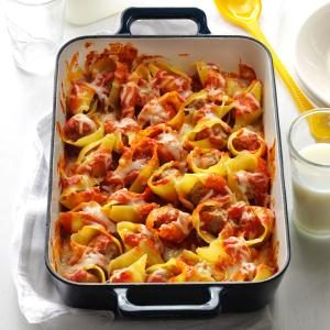Easy Stuffed Shells Recipe