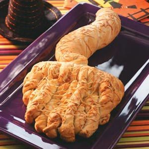 Witch's Broomstick Bread Recipe