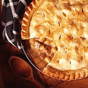 Steak and Potato Pie Recipe