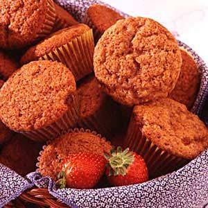 Strawberry Muffins Recipe