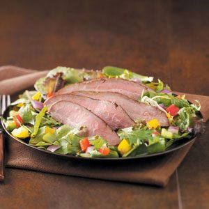 Southwest Steak Salad Recipe
