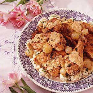 Chicken Paprikash with Spaetzle Recipe