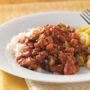 Hearty Red Beans & Rice Recipe