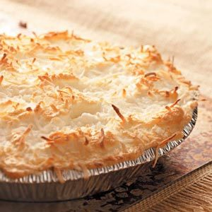 Makeover Coconut Cream Pie Recipe