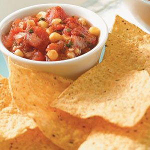 Quick Corn Salsa Recipe