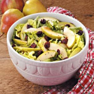 Fruity Green Salad for 2 Recipe