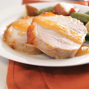 Apricot Pork Roast Recipe