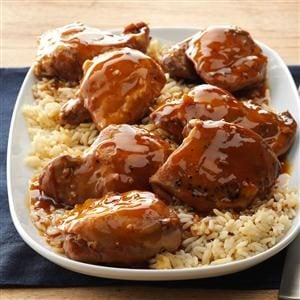 Chicken thigh recipes easy