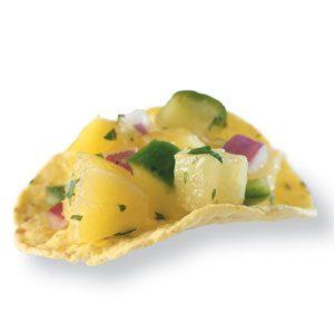 Pineapple Cucumber Salsa Recipe | Taste of Home