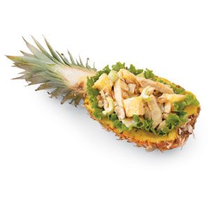 Pineapple and Chicken Salad Recipe