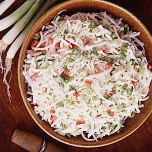 Turnip Slaw Recipe