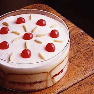 Grandma's English Trifle Recipe