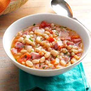 Hearty Navy Bean Soup