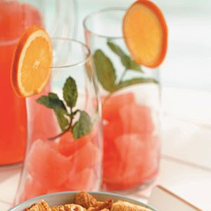 Summer Fruit Cooler Recipe