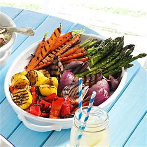 Top 10 Grilled Vegetable Recipes