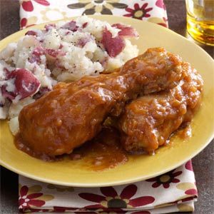 Tropical BBQ Chicken Recipe