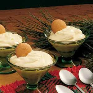 Banana Pudding Dessert Recipe