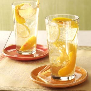 Peach Wine Coolers Recipe
