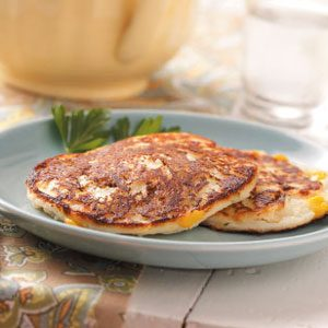 Potato Pancakes with Corn Recipe