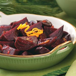 Sweet & Sour Beets Recipe