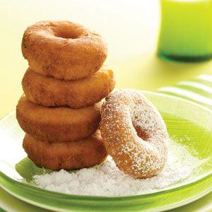 Sunny Morning Doughnuts Recipe