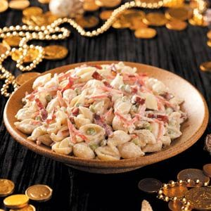 Out to Sea Pasta Shell Salad Recipe