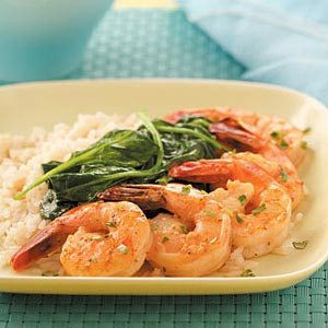 Pan-Seared Shrimp Recipe