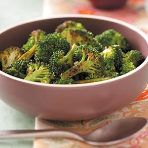 Cajun Spiced Broccoli Recipe