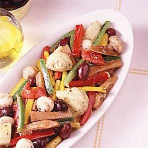 Marinated Vegetables Recipe