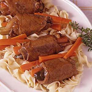 Grandma's Beef Rouladen Recipe