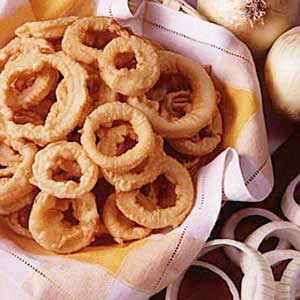 Dad's Onion Rings