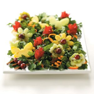 Fruit Flower Garden Recipe