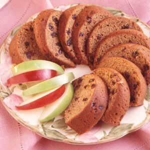 Raisin Applesauce Cake