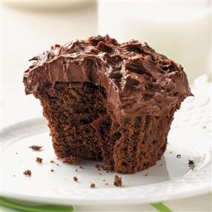 Chocolate Zucchini Cupcakes Recipe