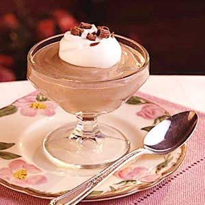 Old Fashioned Coffee Pudding Recipe