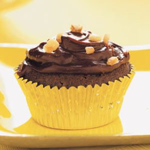 Heavenly Surprise Mini Cupcakes Recipe