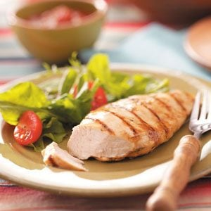 Southwest Grilled Chicken Recipe