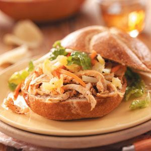 Singapore Satay Sandwiches Recipe