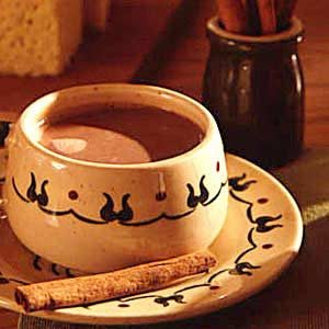 Hot Cinnamon Cocoa Recipe
