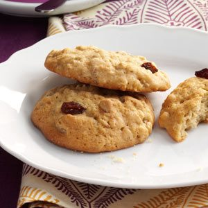 Family-Favorite Oatmeal Cookies