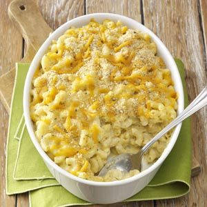 Herbed Macaroni and Cheese Recipe