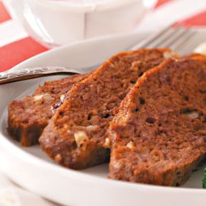 Simple Meat Loaf Recipe