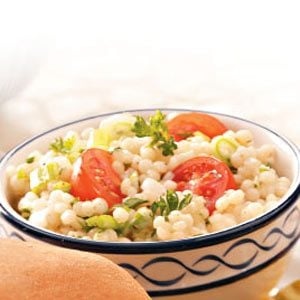 Garden Barley Salad Recipe