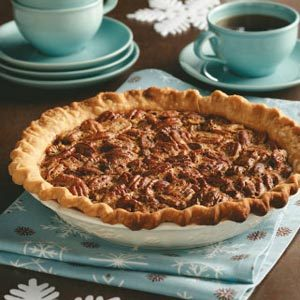 Never-Fail Pecan Pie