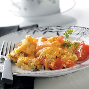 Too-Yummy-To-Share Scramble Recipe