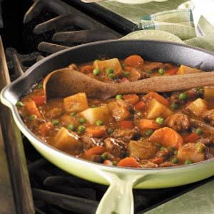 Stew for Two Recipe